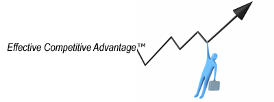 To get a sustained Effective Competitive Advantage, work with DWLOGIC, LLC - A Data Warehouse Consulting Firm